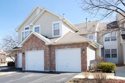 2106 Fulham Drive UNIT 0, Naperville, IL 60564 - MLS#: 09886863