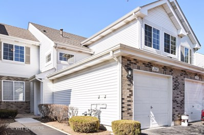 268 SIERRA PASS Drive UNIT 268, Schaumburg, IL 60194 - MLS#: 09886898