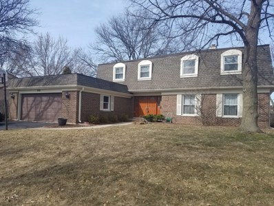 906 W Partridge Drive, Palatine, IL 60067 - MLS#: 09886913
