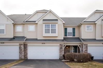 2131 Pembridge Lane, Joliet, IL 60431 - #: 09887101