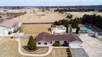 704 N Rose Farm Road, Woodstock, IL 60098 - #: 09887134