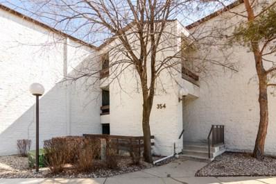 354 W Miner Street UNIT 3B, Arlington Heights, IL 60005 - MLS#: 09887279