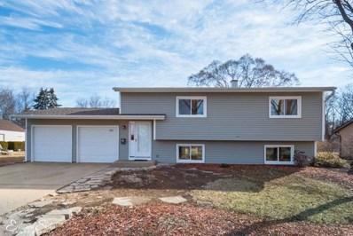825 Darlington Lane, Crystal Lake, IL 60014 - #: 09887375