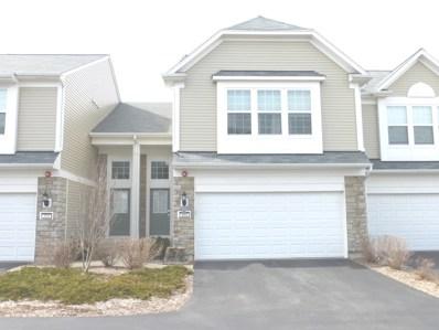 377 DEVOE Drive, Oswego, IL 60543 - #: 09887449