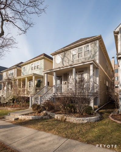 1612 W Rosehill Drive, Chicago, IL 60660 - MLS#: 09887600