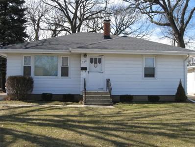 309 ONeill Street, Joliet, IL 60436 - #: 09887608