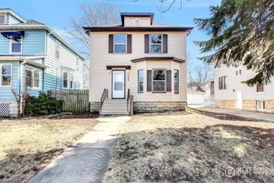 154 N RAYNOR Avenue, Joliet, IL 60435 - #: 09887783