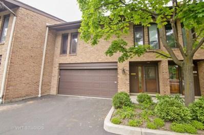1716 Wildberry Drive UNIT E, Glenview, IL 60025 - MLS#: 09887936