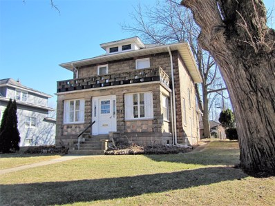 128 E Pomeroy Street, West Chicago, IL 60185 - MLS#: 09887971