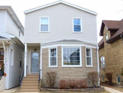 3819 N NEWCASTLE Avenue, Chicago, IL 60634 - MLS#: 09887975