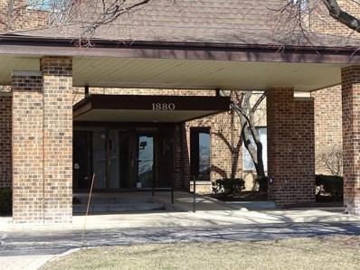 1880 Bonnie Lane UNIT 312, Hoffman Estates, IL 60169 - #: 09888077