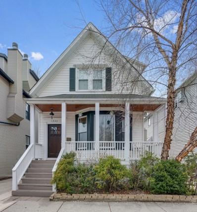 1243 W DRAPER Street, Chicago, IL 60614 - MLS#: 09888244