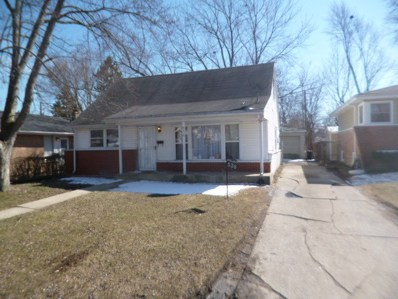 536 W 16th Place, Chicago Heights, IL 60411 - MLS#: 09888371