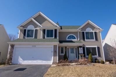 1032 Norfolk Lane, Grayslake, IL 60030 - MLS#: 09888412