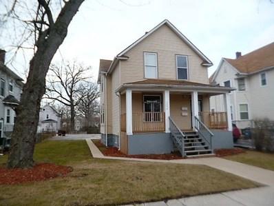 1656 Aberdeen Street, Chicago Heights, IL 60411 - MLS#: 09888467