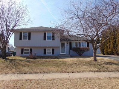 1715 Delrose Street, Joliet, IL 60435 - #: 09888676