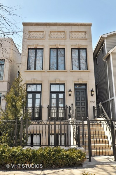 1924 N Hermitage Avenue, Chicago, IL 60622 - MLS#: 09888713