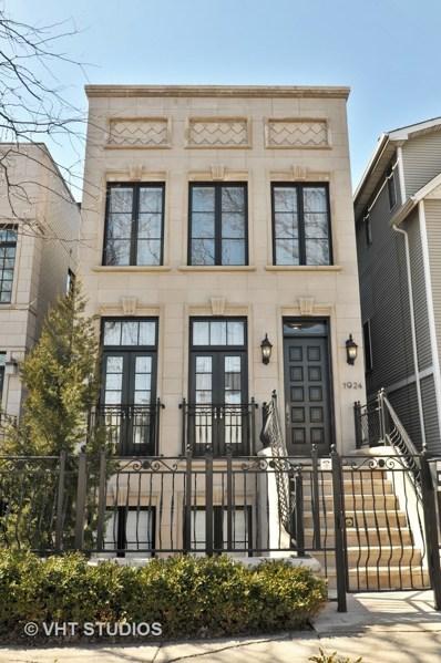 1924 N Hermitage Avenue, Chicago, IL 60622 - #: 09888713