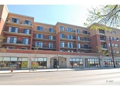 3125 W Fullerton Avenue UNIT 515, Chicago, IL 60647 - MLS#: 09888723