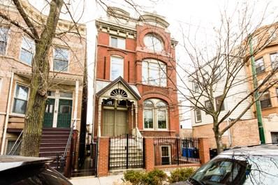 1542 N WOOD Street UNIT 2R, Chicago, IL 60622 - MLS#: 09888815