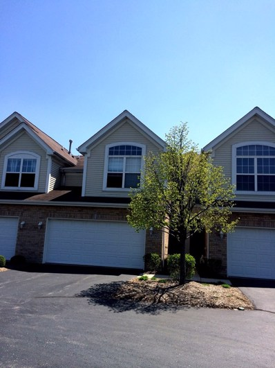 16166 Hillcrest Circle UNIT 2, Orland Park, IL 60462 - MLS#: 09888875