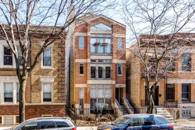 3619 N Damen Avenue UNIT 2, Chicago, IL 60618 - MLS#: 09888979