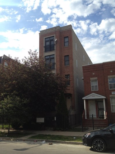 2226 W Monroe Street UNIT 3, Chicago, IL 60612 - MLS#: 09889019