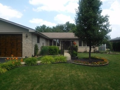 3416 Edgecreek Drive, New Lenox, IL 60451 - MLS#: 09889050