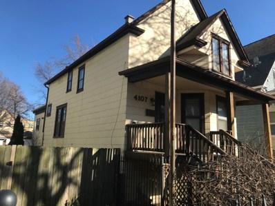 4107 N Whipple Street, Chicago, IL 60618 - MLS#: 09889286