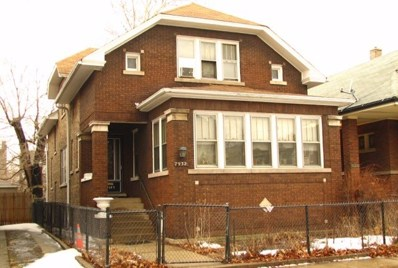 7932 S Ada Street, Chicago, IL 60620 - MLS#: 09889312