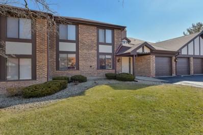 5821 Buck Court UNIT -, Westmont, IL 60559 - MLS#: 09889523