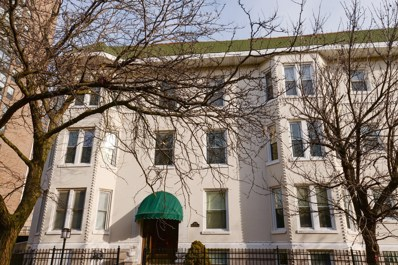 808 W Belle Plaine Avenue UNIT 2, Chicago, IL 60613 - MLS#: 09889679