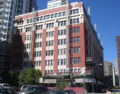732 S Financial Place UNIT 513, Chicago, IL 60605 - MLS#: 09889704
