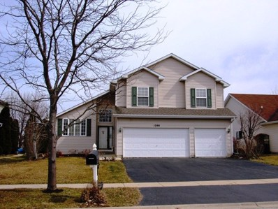 1208 Betty Drive, Plainfield, IL 60586 - #: 09889719