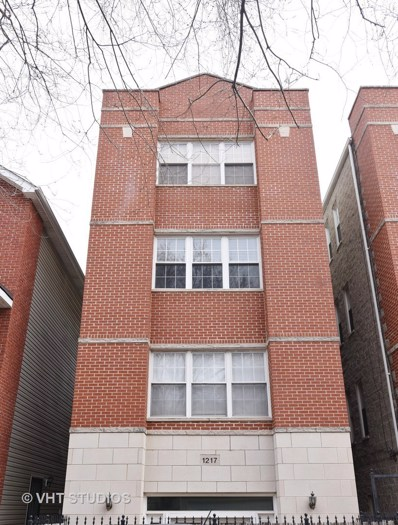 1217 N Honore Street UNIT 1, Chicago, IL 60622 - MLS#: 09889724