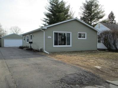 521 HIGHLAND Avenue, Woodstock, IL 60098 - #: 09889797