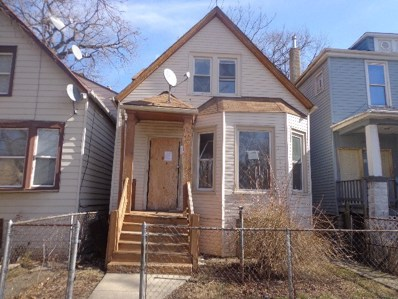 6411 S Bishop Street, Chicago, IL 60636 - MLS#: 09890211