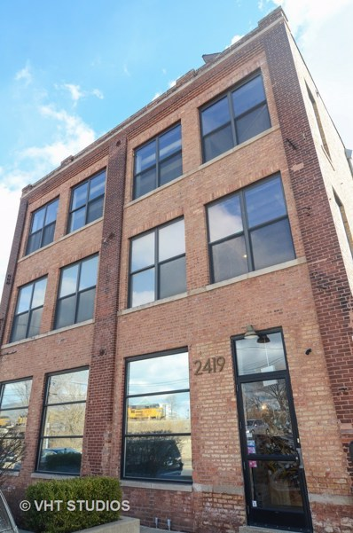 2419 W 14th Street UNIT 3N, Chicago, IL 60608 - MLS#: 09890268