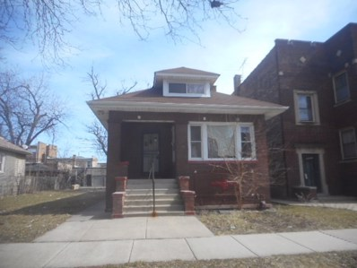 7819 S Marshfield Avenue, Chicago, IL 60620 - MLS#: 09890409