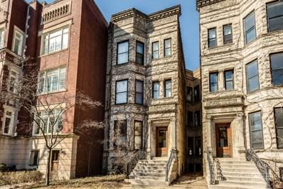 5744 S Kenwood Avenue UNIT 1, Chicago, IL 60637 - #: 09890473