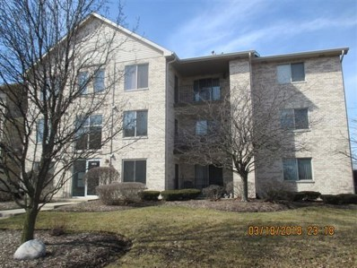 6835 FORESTVIEW Drive UNIT 1B, Oak Forest, IL 60452 - MLS#: 09890586