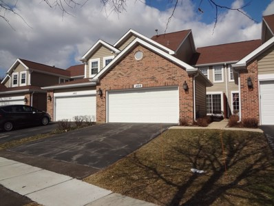 1466 WHITMAN Court, Schaumburg, IL 60173 - MLS#: 09890759