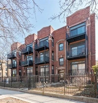 1439 W ADDISON Street UNIT 2, Chicago, IL 60613 - MLS#: 09890886