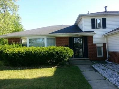 17809 OAKWOOD Drive, Hazel Crest, IL 60429 - MLS#: 09890975
