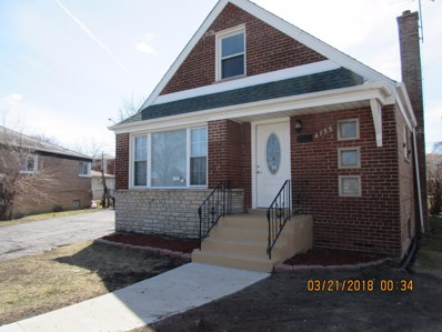 4155 W 78th Place, Chicago, IL 60652 - MLS#: 09891025