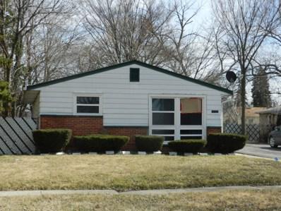 16135 WINCHESTER Avenue, Markham, IL 60428 - MLS#: 09891179