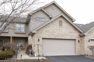 9122 Newcastle Court UNIT 9122, Tinley Park, IL 60487 - MLS#: 09891185