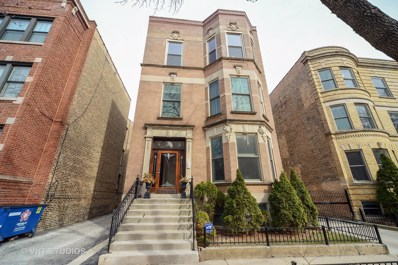 2849 N Burling Street UNIT 3, Chicago, IL 60657 - MLS#: 09891194