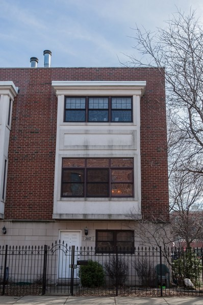 2657 W RICE Street, Chicago, IL 60622 - MLS#: 09891548