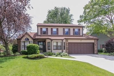 221 Schreiber Avenue, Roselle, IL 60172 - MLS#: 09891549
